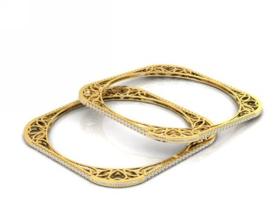 THE ANGELINA BANGLE