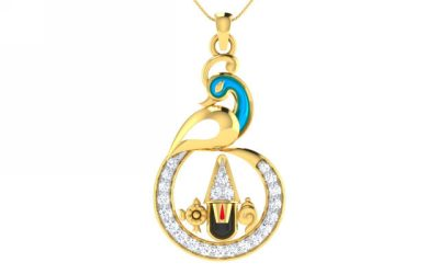 THE DIAMOND BALAJI PENDANT