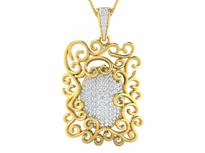 THE QUEEN JULIA PENDANT