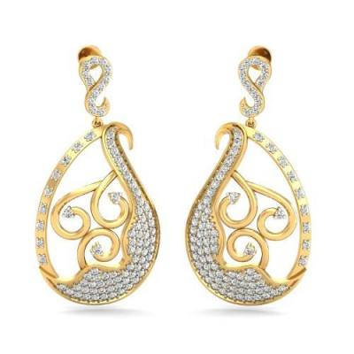 THE BEAUTIFUL REYNA EARRING